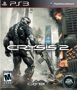 Crysis 2 - PS3 - Used