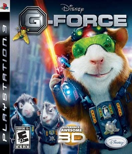 G-Force - PS3 - Used