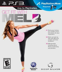 Get Fit With Mel B - PS3 - Used