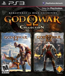 God Of War Collection (1&2) - PS3 - Used