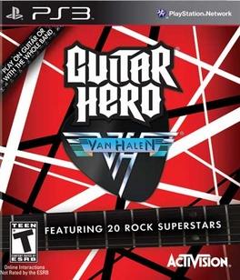 Guitar Hero Van Halen - PS3 - Used