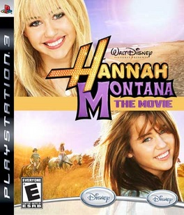 Hannah Montana The Movie - PS3 - Used