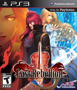 Last Rebellion - PS3 - Used