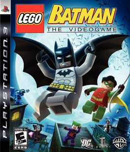 Lego Batman: The Video Game - PS3 - Used