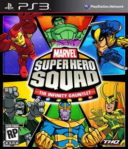 Marvel Super Hero Squad: The Infinity Gauntlet - PS3 - Used