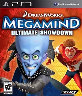 Megamind: Ultimate Showdown - PS3 - Used