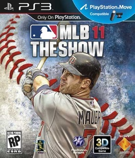 MLB 11 The Show - PS3 - Used