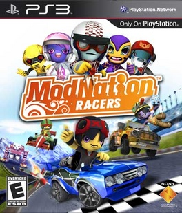 ModNation Racers - PS3 - Used