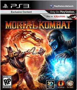 Mortal Kombat - PS3 - Used