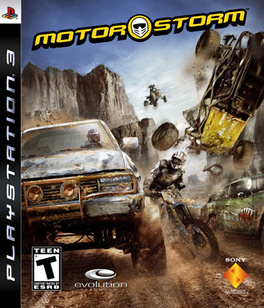 Motorstorm - PS3 - Used