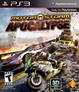 Motorstorm Apocalypse - PS3 - Used