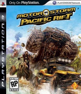 Motorstorm: Pacific Rift - PS3 - Used