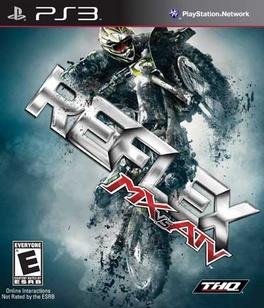MX vs ATV Reflex - PS3 - Used