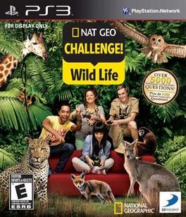Nat Geo Quiz: Wild Life - PS3 - Used