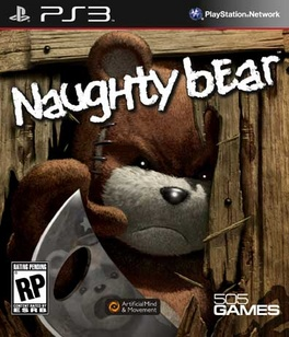 Naughty Bear - PS3 - Used