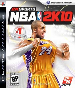 NBA 2K10 - PS3 - Used