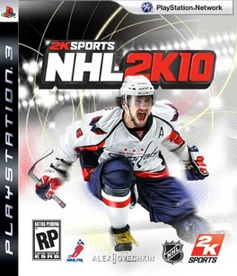 NHL 2K10 - PS3 - Used