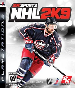 NHL 2K9 - PS3 - Used