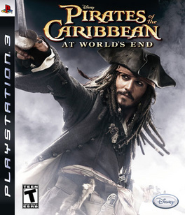 Pirates Of The Caribbean: At World's End - PS3 - Used