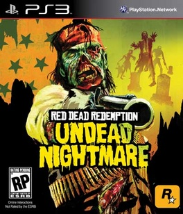 Red Dead Redemption Undead Nightmare Collection - PS3 - Used