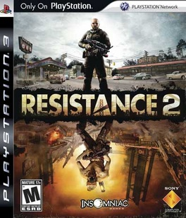 Resistance 2 Collectors Edition - PS3 - Used