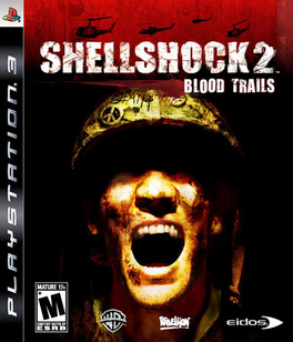 Shellshock 2 Blood Trails - PS3 - Used