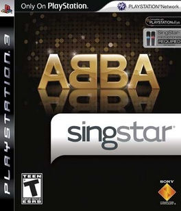 Singstar Abba (software only) - PS3 - Used