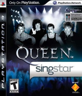 Singstar Queen - PS3 - Used