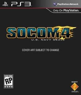 SOCOM 4:US Navy Seals - PS3 - Used