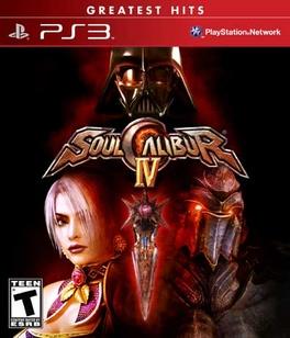 Soul Calibur 4 - PS3 - Used