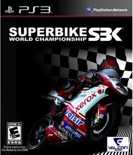 Super Bike World Championships SBK - PS3 - Used