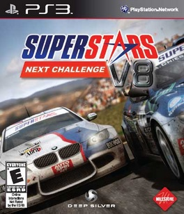 Superstars V8 Next Challenge - PS3 - Used