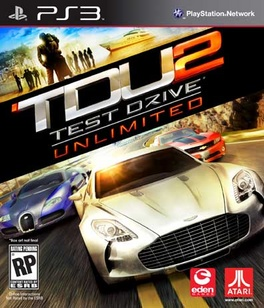 Test Drive Unlimited 2 - PS3 - Used