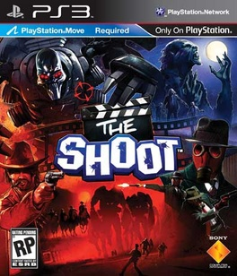 The Shoot - PS3 - Used