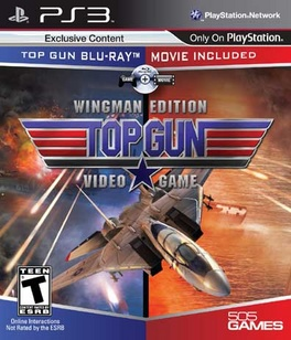 Top Gun Hybrid - PS3 - Used