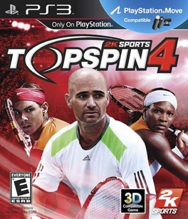 Top Spin 4 - PS3 - Used