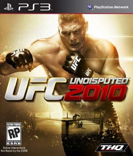 UFC Undisputed 2010 - PS3 - Used