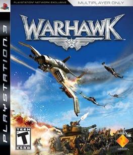 Warhawk (no Headset) - PS3 - Used