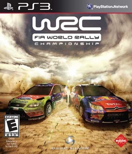 WRC FIA World Rally Championship - PS3 - Used