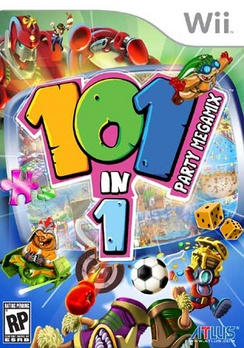 101 In 1 Party Megamix - Wii - Used