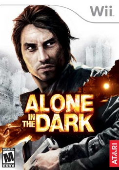 Alone In The Dark - Wii - Used