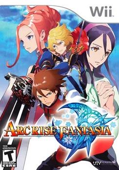 Arc Rise Fantasia - Wii - Used
