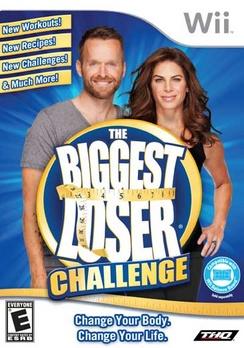 Biggest Loser Challenge - Wii - Used