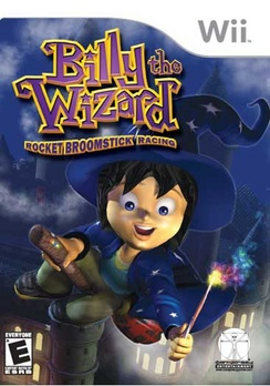 Billy The Wizard - Wii - Used