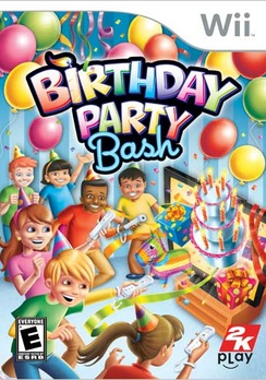 Birthday Party Bash - Wii - Used