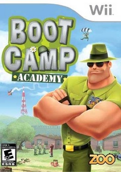 Boot Camp - Wii - Used