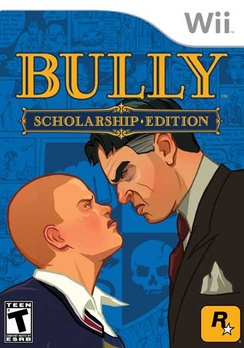 Bully Scholarship Edition - Wii - Used