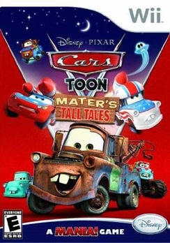 Car Toon Maters Tall Tales - Wii - Used