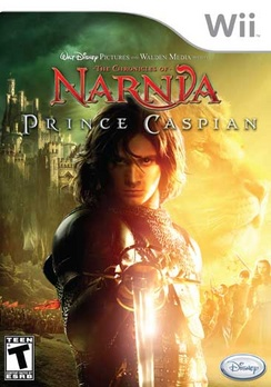 Chronicles Of Narnia Prince Caspian - Wii - Used