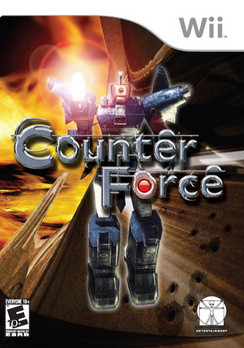 Counter Force - Wii - Used